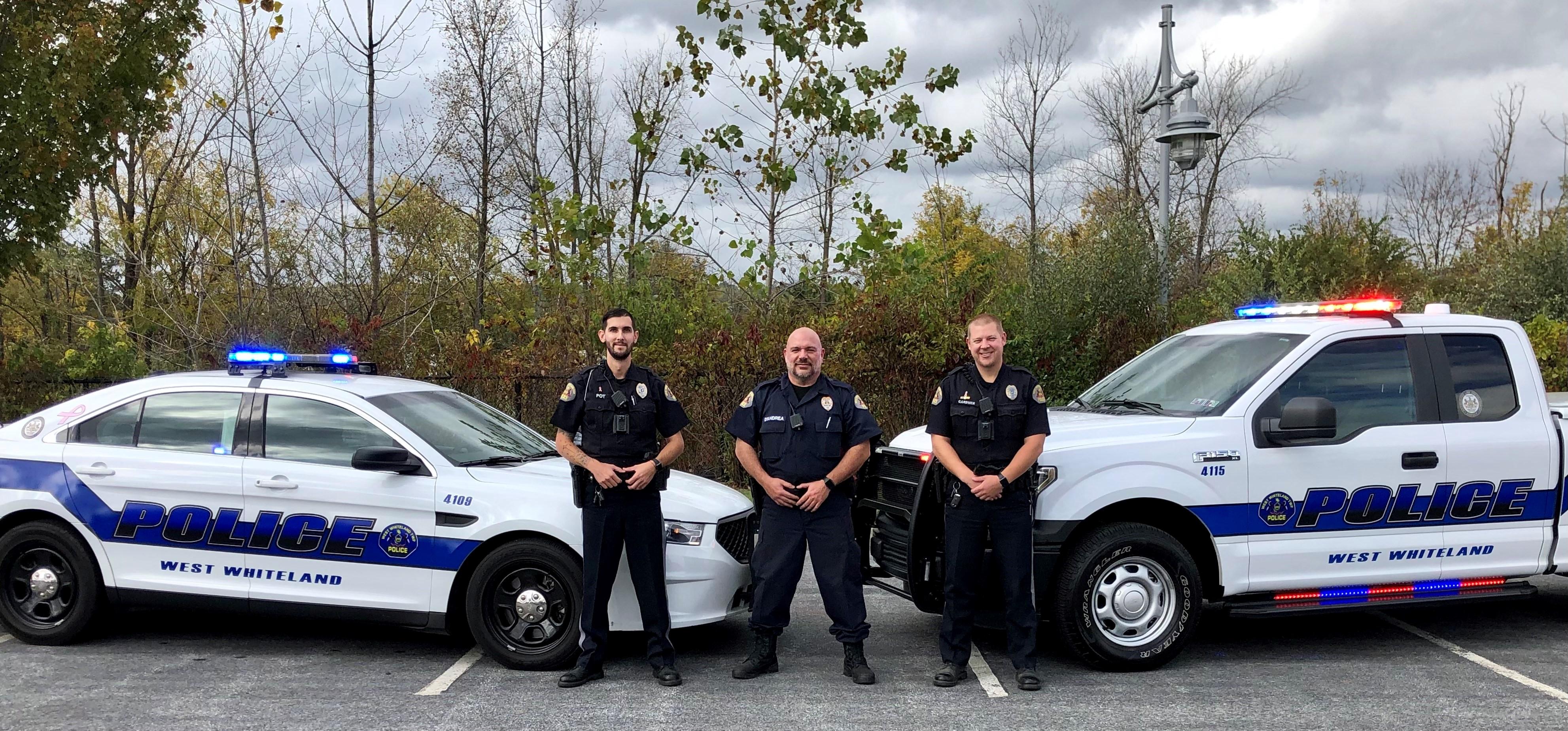 West Whiteland Twp Police Department Traffic Safety Unit