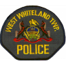 West Whiteland Police Department Badge