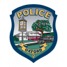 Oxford Police Department Badge