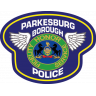 Parkesburg Borough Police Department Badge