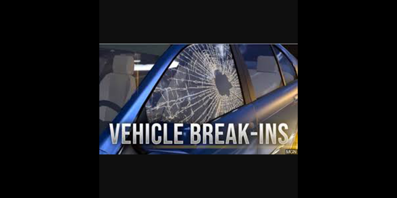 Image for Multiple Car Break-ins (SS. Philip & James Church)