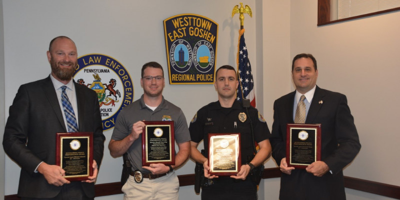 Image for Pennsylvania Narcotic Officers' Association Awards