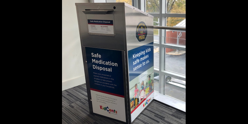 Image for Medication Disposal